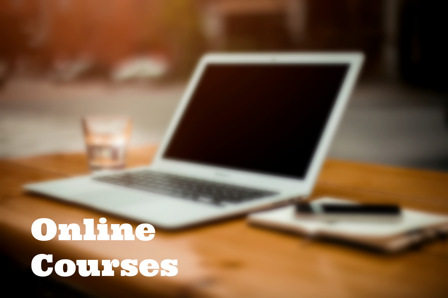Online Courses from the Dunamis Insitute.